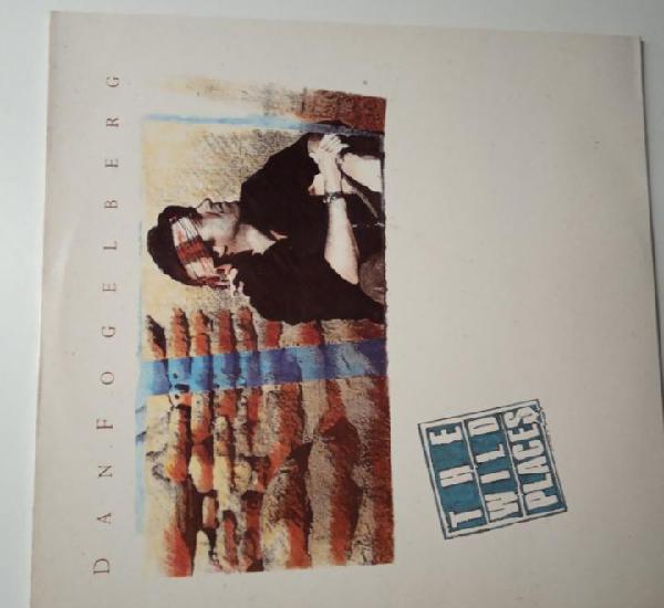 Dan fogelberg- the wild places - spain lp 1990 + encarte -