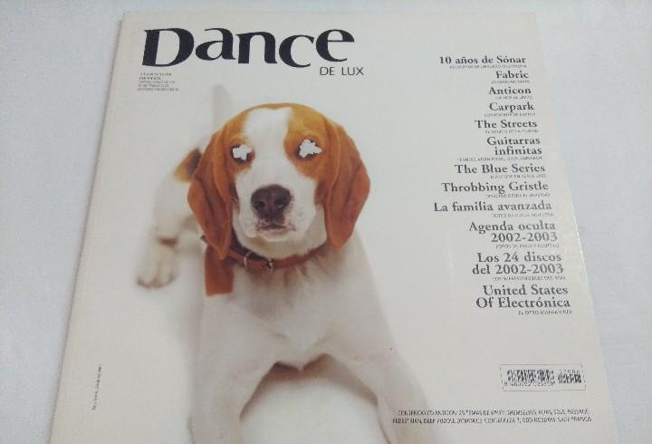 Dance de lux/10 años de soñar/incluye cd.