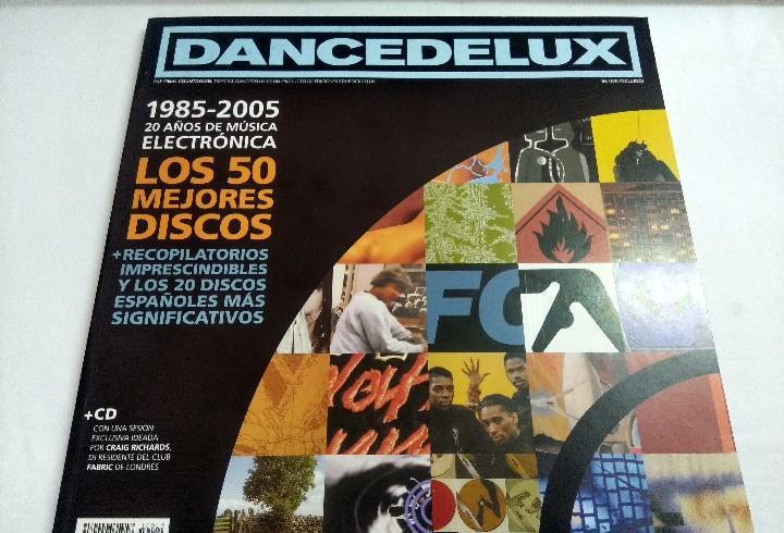 Dance de lux/1985-2005 20 años de musica electronica/los