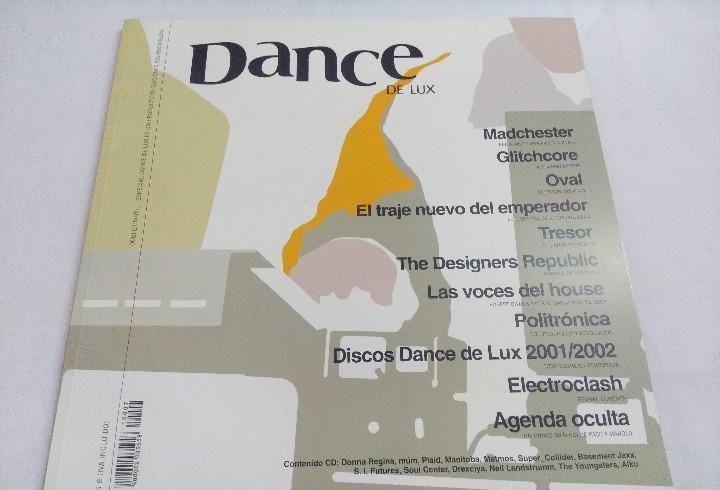 Dance de lux/doble pibote/incluye cd.