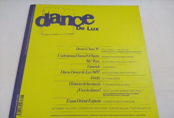 Dance de lux/logical progresion/incluye cd.