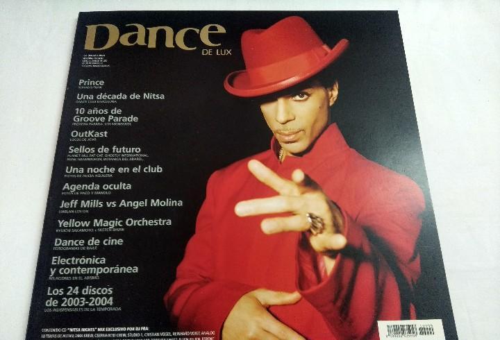 Dance de lux/prince reinado funk.