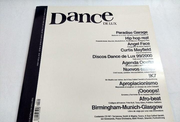 Dance de lux/rock'nroll 2000/incluye cd.