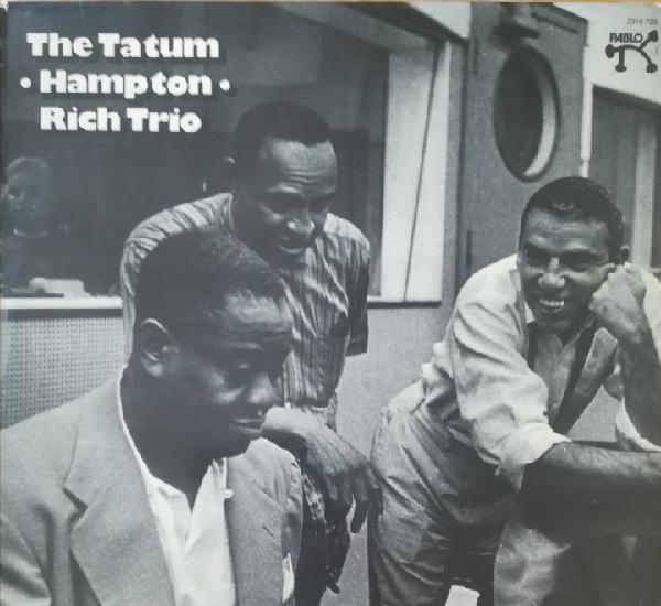 Disco the tatum hampton rich trio