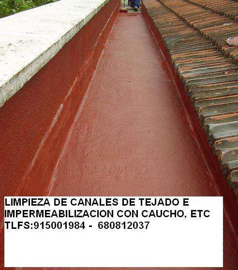 Empresa de arreglo de tejados en usera en madrid