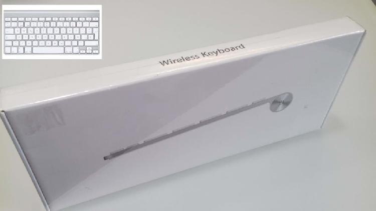 Estrena teclado apple bluetooth / precintado ven