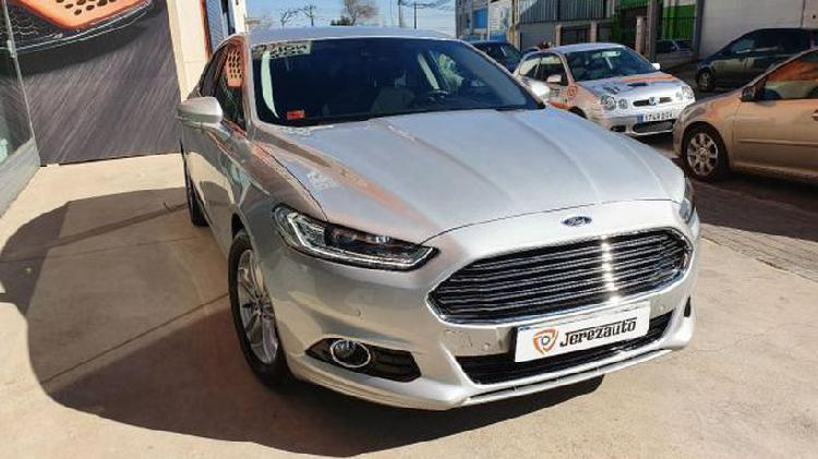 Ford mondeo berlina titanium 2.0 tdci 110 kw (150 cv)