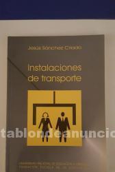 Instalaciones de transporte (3ª ed.) (en papel)