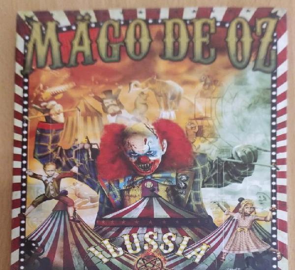 Mago de oz (ilussia) cd 2014 * precintado