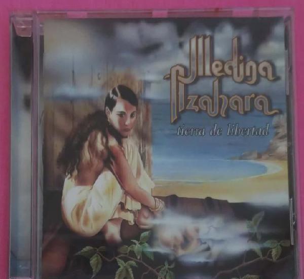 Medina azahara (tierra de libertad) cd 2001