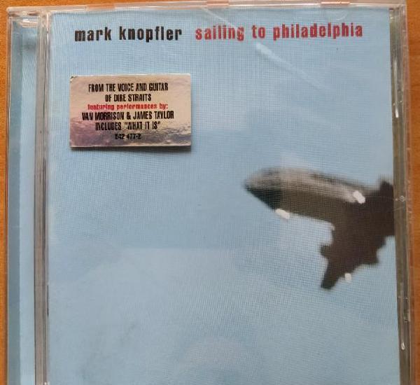 Mark knopfler - sailing to philadelphia (hdcd, album)
