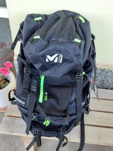Mochila montaña alpinismo millet