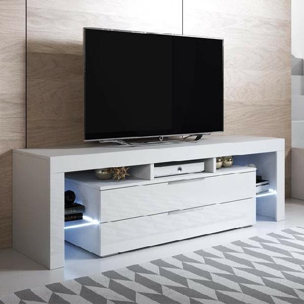 Mueble led moderno salón comedor