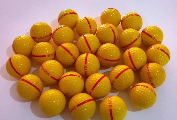 Pelotas de golf recuperadas (28 unidades) envio gratis