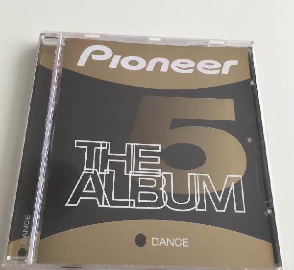 Pioneer - the album 5 - dance - blanco y negro music - 2004