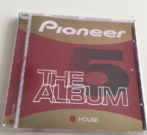 Pioneer - the album 5 - house - blanco y negro music - 2004