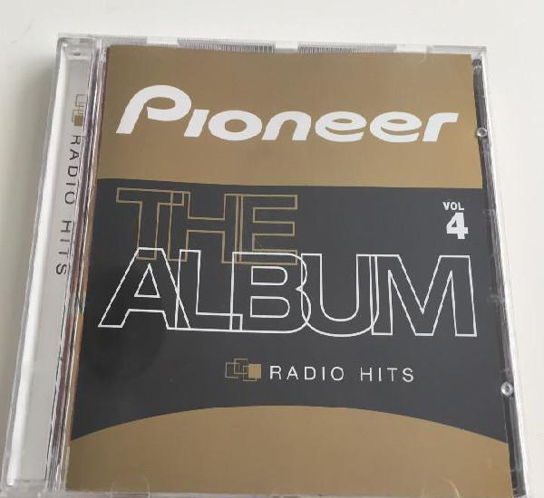 Pioneer - the album - volumen 4 - blanco y negro music