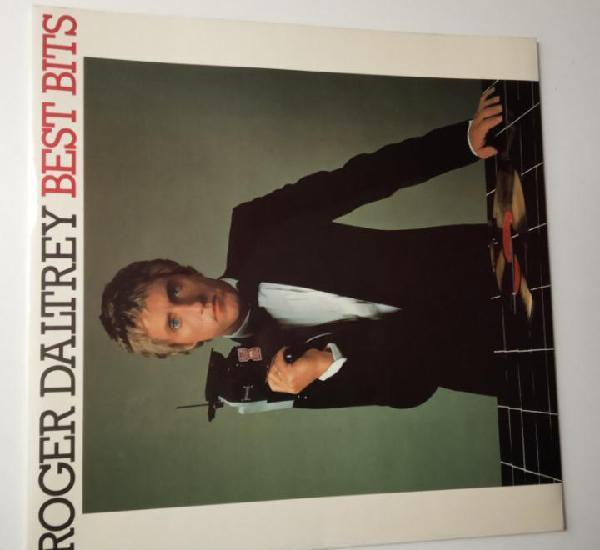 Roger daltrey- best bits - spain lp 1982 - the who- vinilo