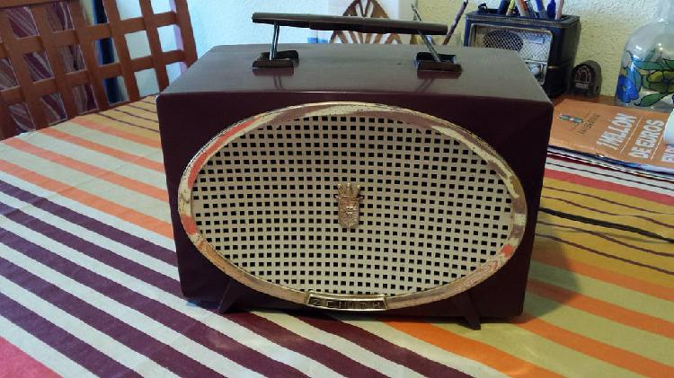Radio antigua americana zehith