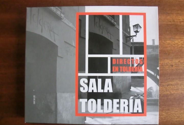 Sala tolderia - directos en tolderia - el canto emigrado de