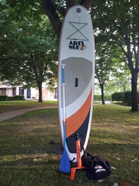 Stand up paddle hinchable.10,6x30x6 305litros.