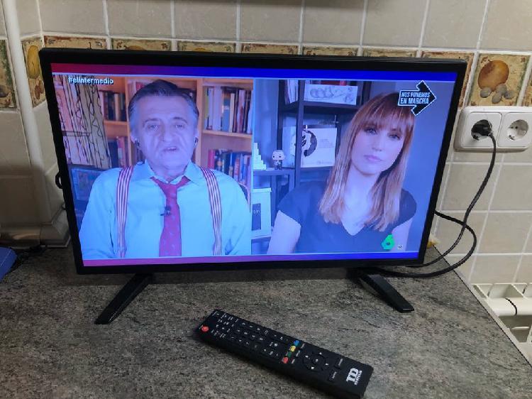 """Televisión led hd 22"""" (22 pulgadas)"""