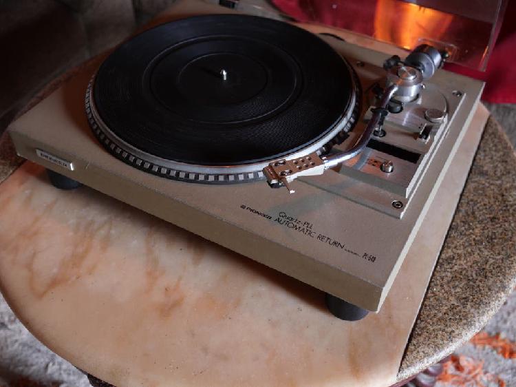 Tocadiscos pioneer pl-540