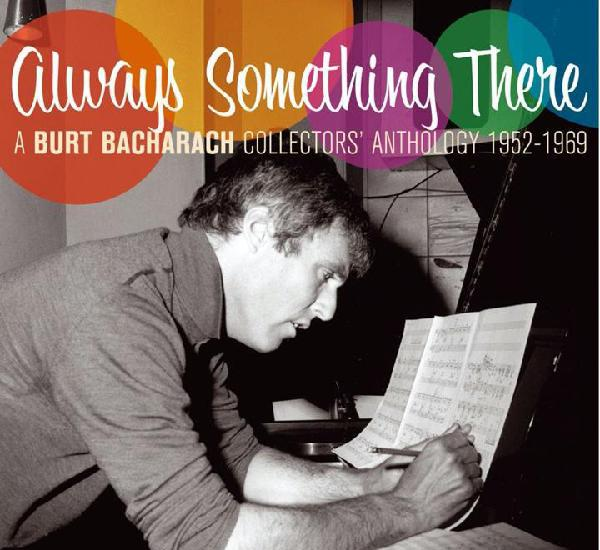Va ‎– always something there: a burt bacharach