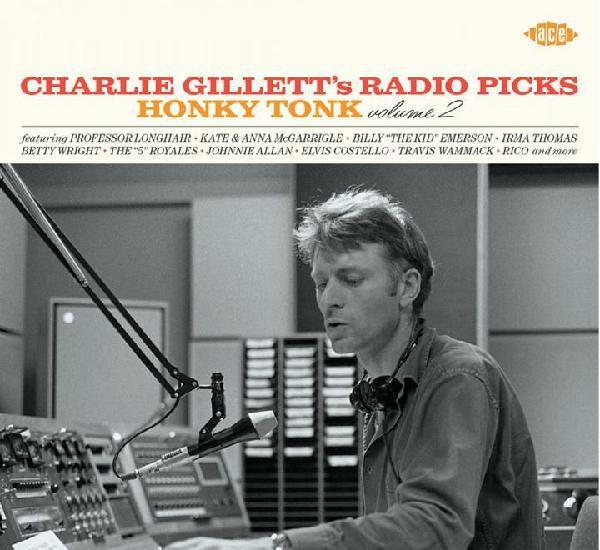 Va – charlie gillett's radio picks - honky tonk vol 2