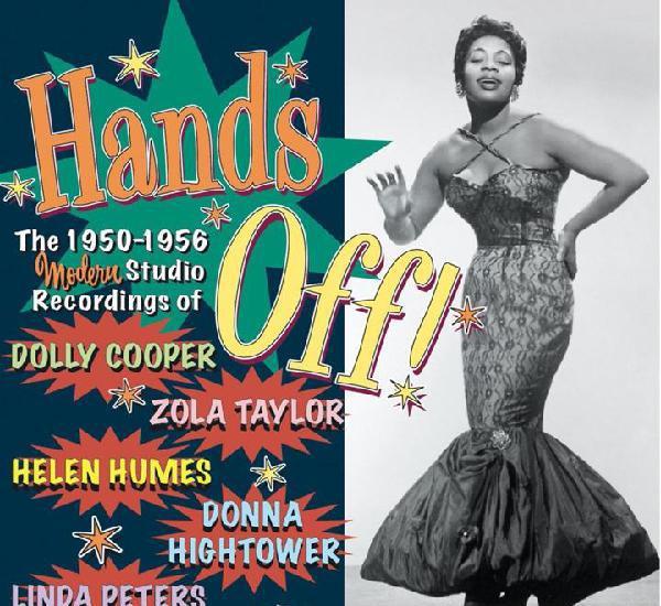 Va – hands off! the 1950-1956 modern studio recordings