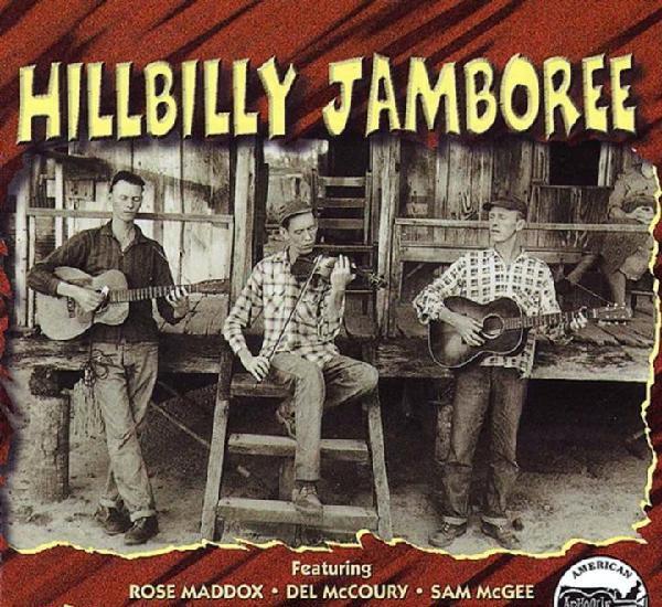 Va – hillbilly jamboree (uk import)