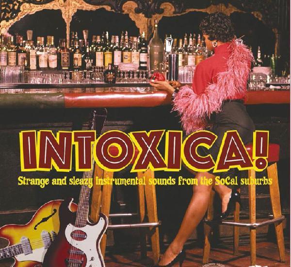 Va – intoxica! strange and sleazy instrumental sounds