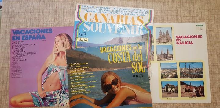 Vacaciones en españa - en la costa del sol - en galicia -