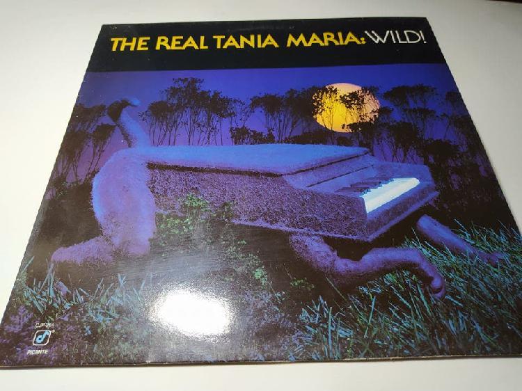 Vinilo - tania maria the real tania maria: wild