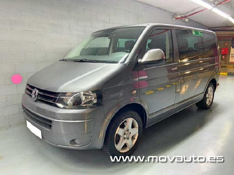 Volkswagen multivan 2011 diesel 140cv