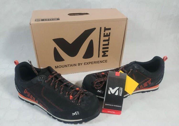 Zapatillas millet friction antracita