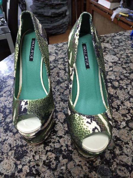 Zapatos tacon 16cm talla 37