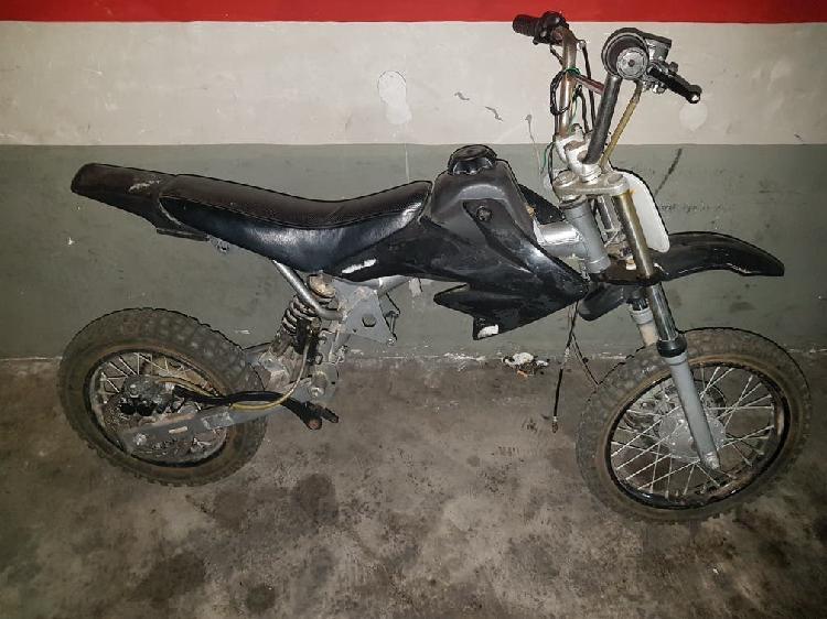 Despiece pit bike
