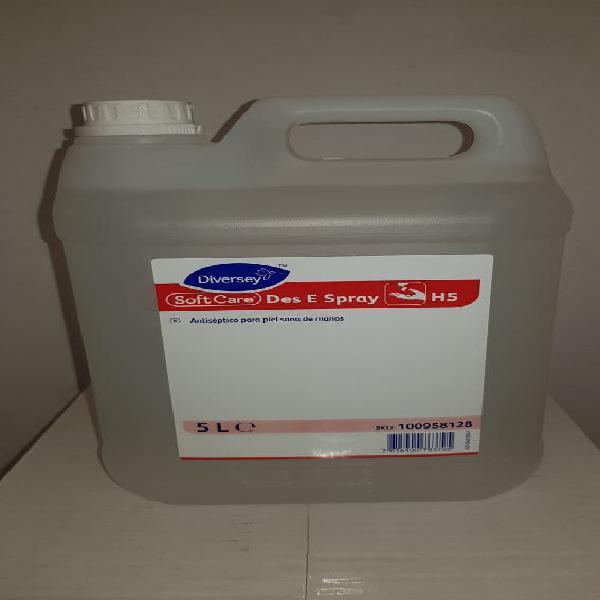 Lavado de manos industrial 5 litros.