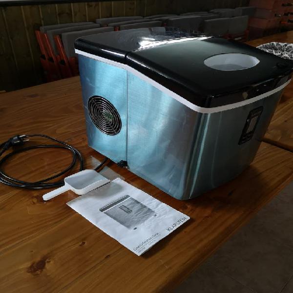 Maquina de hielo klarstein