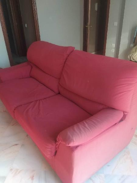 Sofá cama más sofá