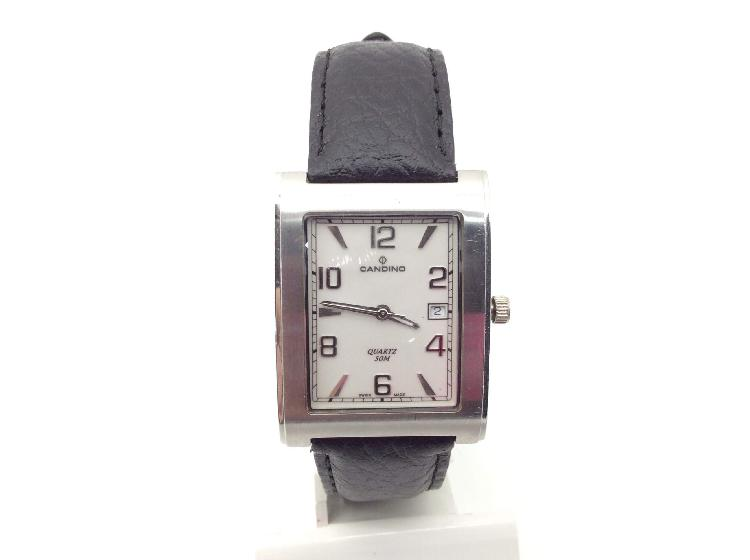 14 % reloj pulsera caballero candino c4145