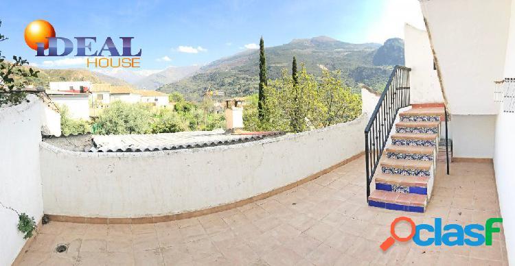 A6807J1. PRECIOSA CASA ADOSADA EN GÜEJAR SIERRA - SIERRA NEVADA. www.idealhouse.es 1