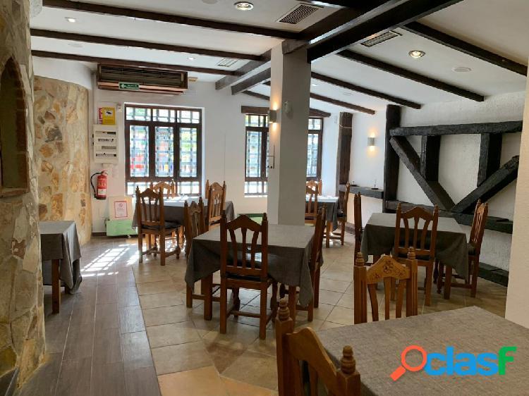 Traspaso restaurante centro de fuengirola