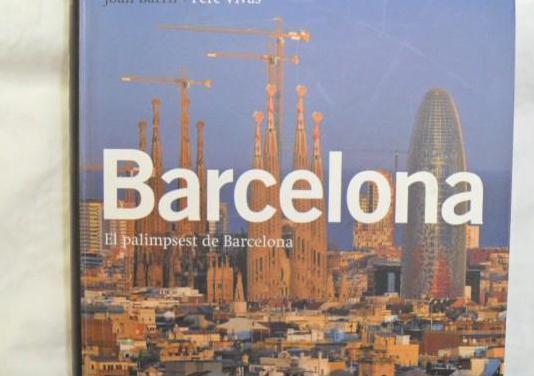 Barcelona el palimpsest de barcelona