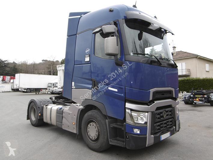 Cabeza tractora renault estándar gamme t high 480 p4x2 e6