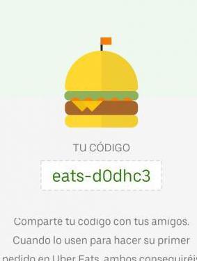 Descuento uber eats