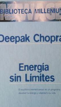 Energia sin limites deepak chopra