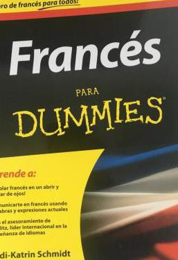 Francés para dummies- libro