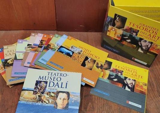 Grandes tesoros del arte mundial en cd